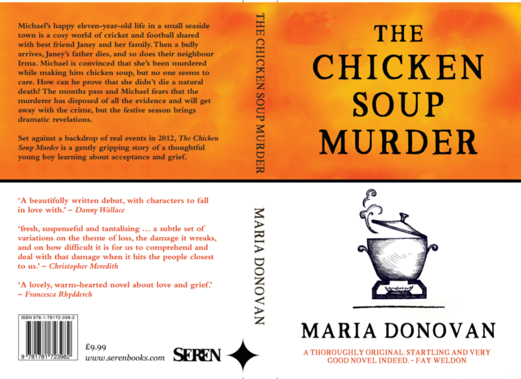 Full cover of The Chicken Soup Murder