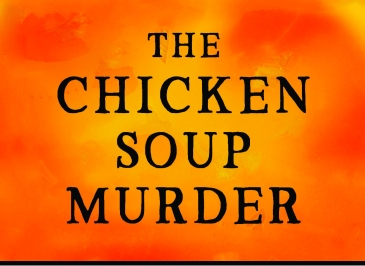 The Chicken Soup Murder front cover