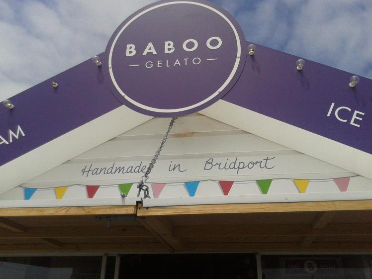 Baboo Gelato West Bay Kiosk