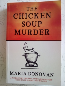 New novel The Chicken Soup Murder arrives