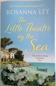 cover of The Little Theatre by the Sea