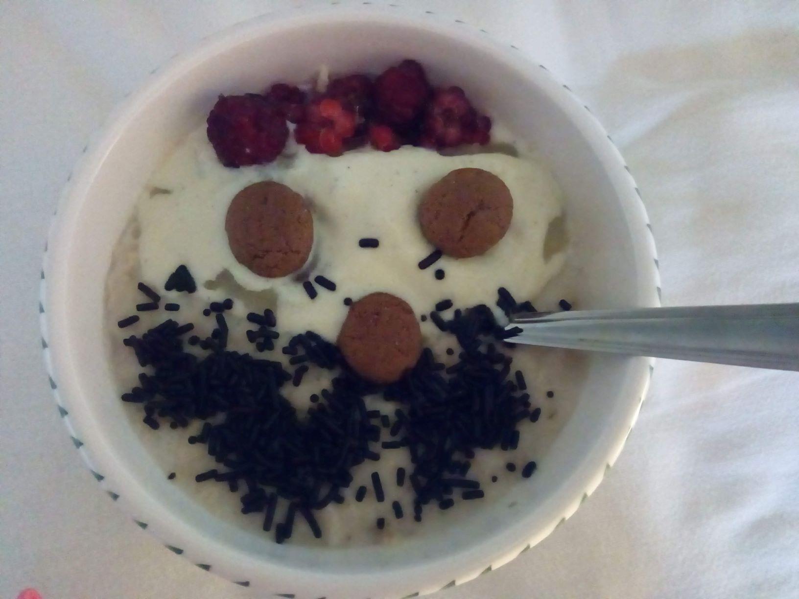 International Breakfast Art