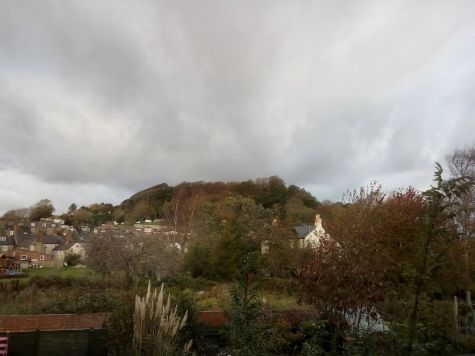 Allington Hill not quite undressed 3 November