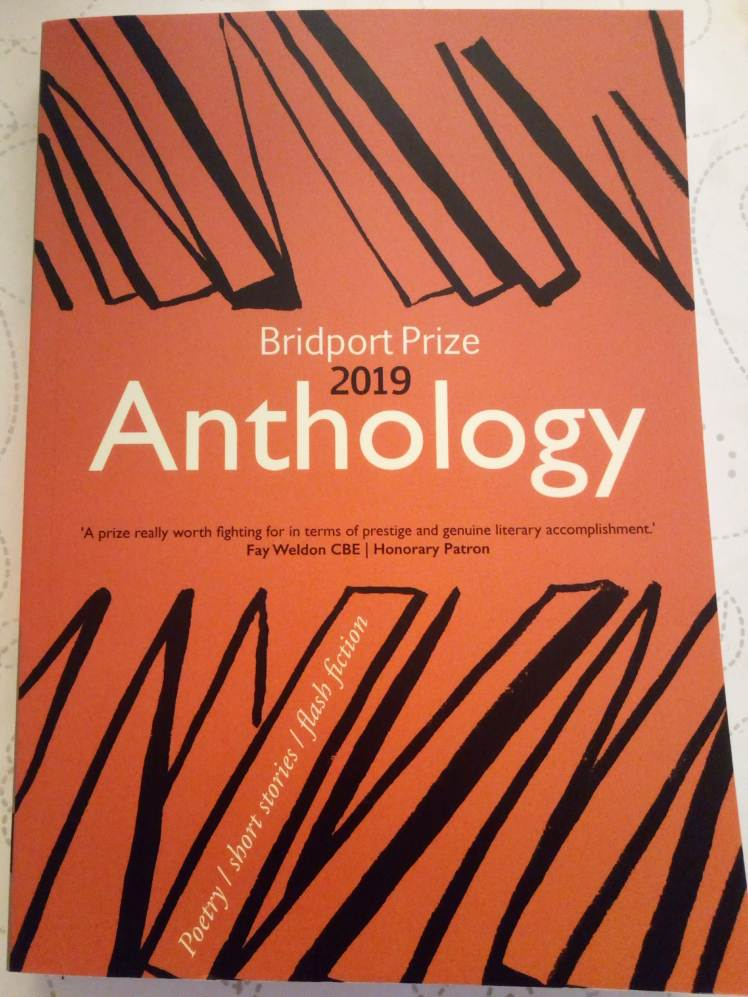 Cover the Bridport Prize anthology